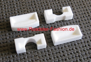 Stopper for Windowlifter Arm (Low Cost)