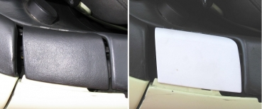 Flap for soft top linkage