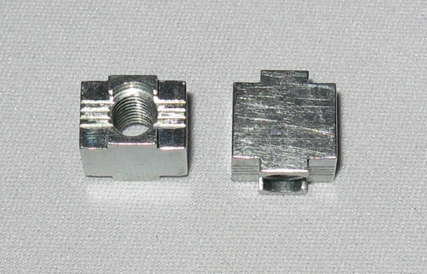 Thread block for stopper of window lifter